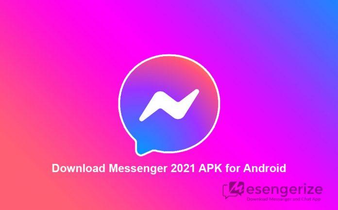 Download Facebook Messenger 2021 APK for Android