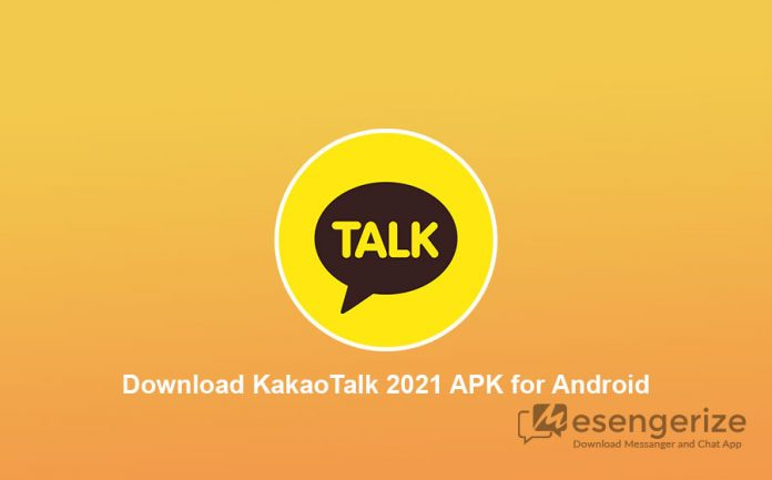 Download KakaoTalk 2021 APK for Android