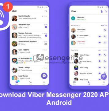 Download Viber Messenger 2020 APK for Android