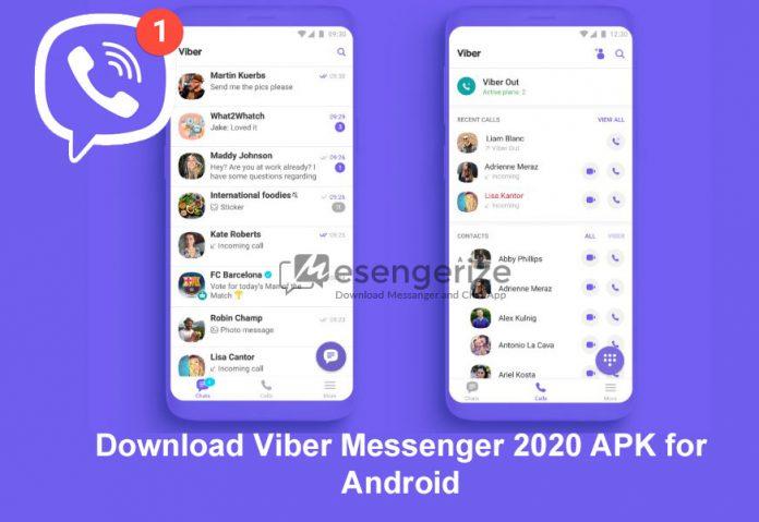 Download Viber Messenger 2020 APK for Android