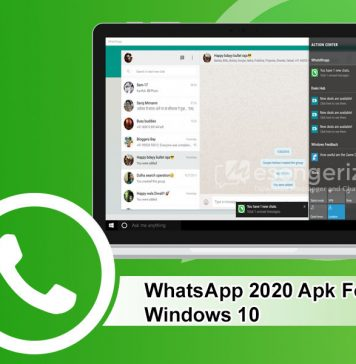 Download WhatsApp 2020 For Windows 10