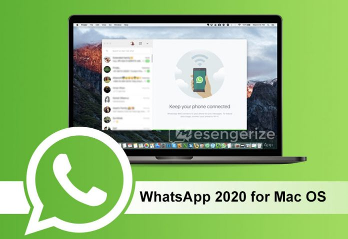 Download WhatsApp 2020 for Mac OS