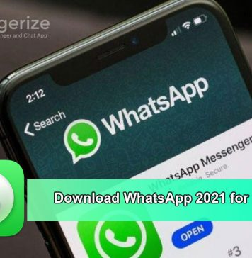 Download Whatsapp 2021 for iPhone