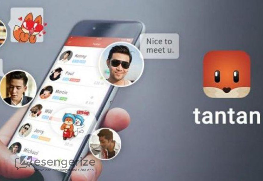 Tantan 2021 APK for Android