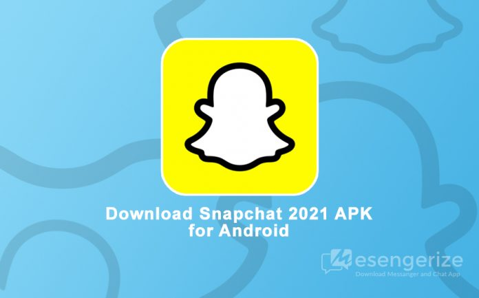 Download Snapchat 2021 APK for Android