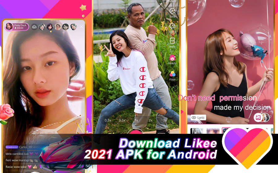Download Likee 2021 APK for Android