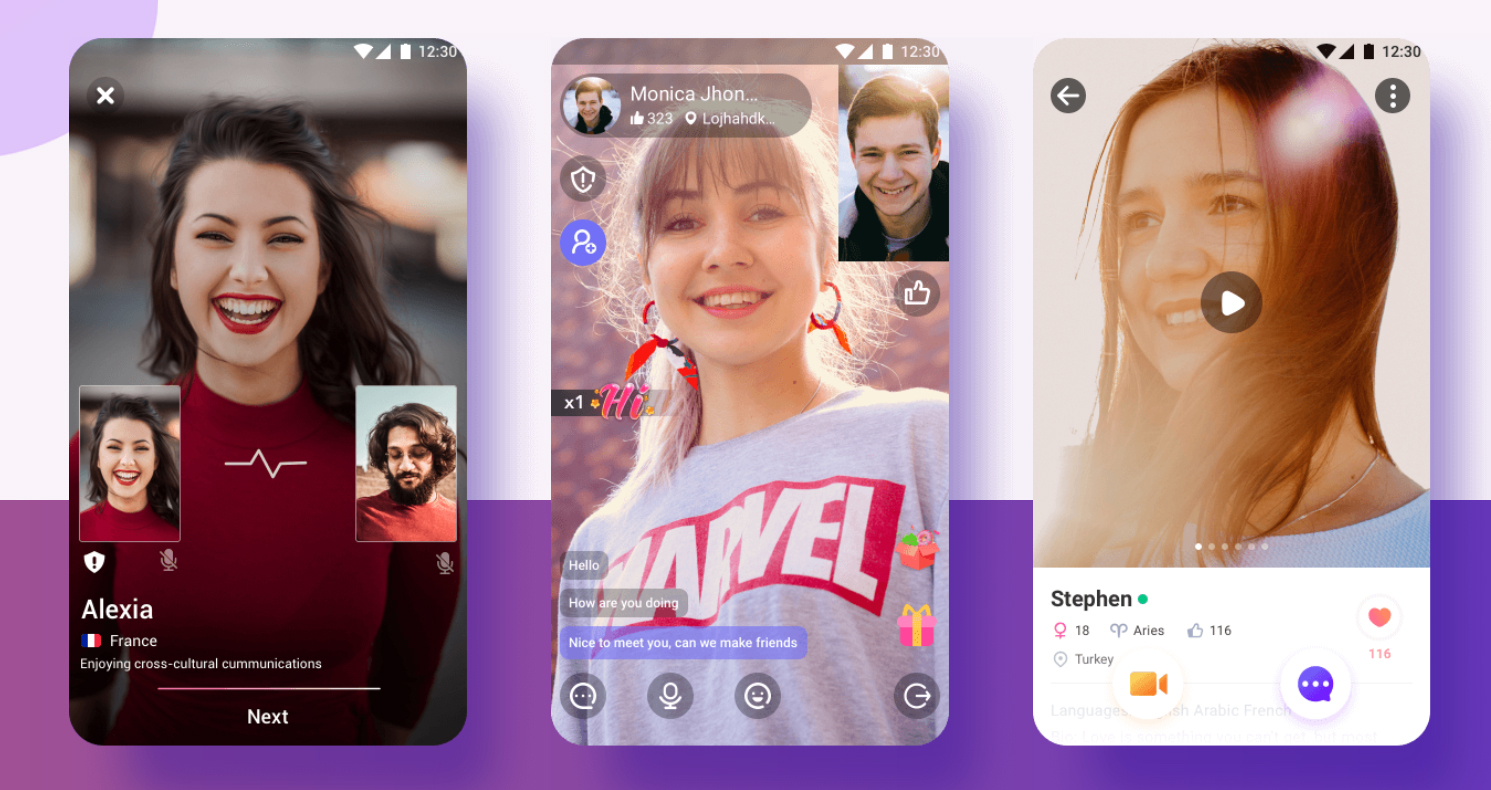 Download LivU 2021 APK for Android